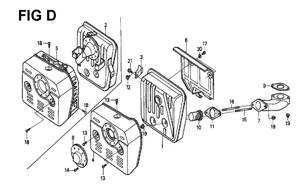GXV340K1-TDN4-Honda-PB-4Break Down