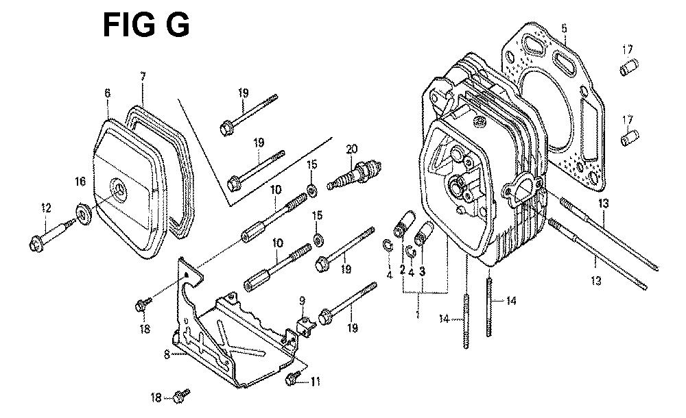 GXV340K1-TDN4-Honda-PB-7Break Down