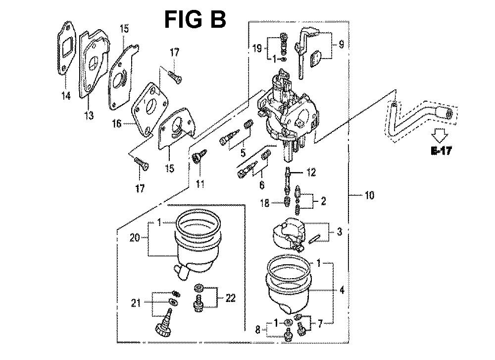 GXV50-TVCA-Honda-PB-2Break Down