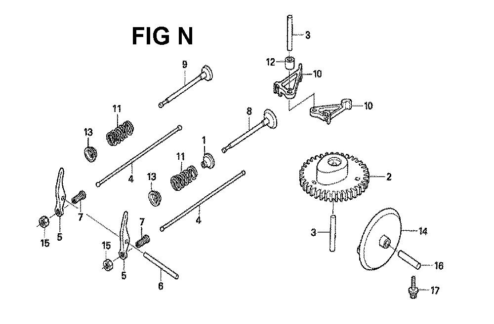 GXV50U-TSER-Honda-PB-14Break Down