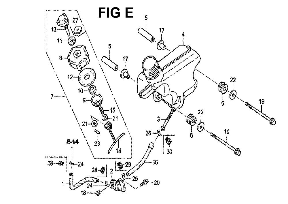 GXV50U-TSER-Honda-PB-5Break Down