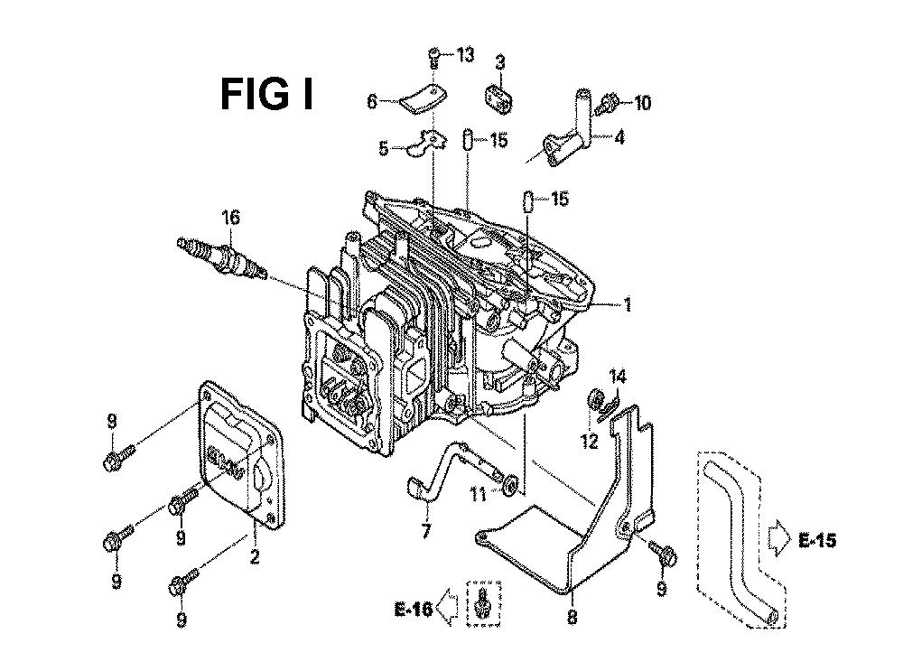 GXV50U-TSER-Honda-PB-9Break Down