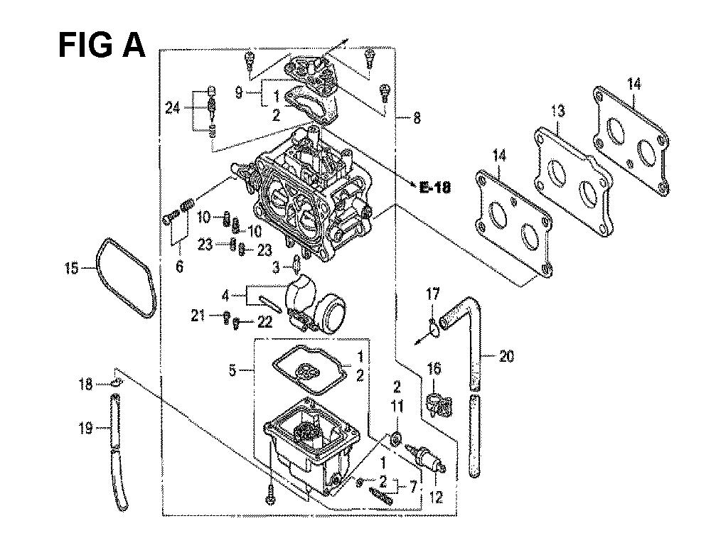 Honda Gc190 Diagram