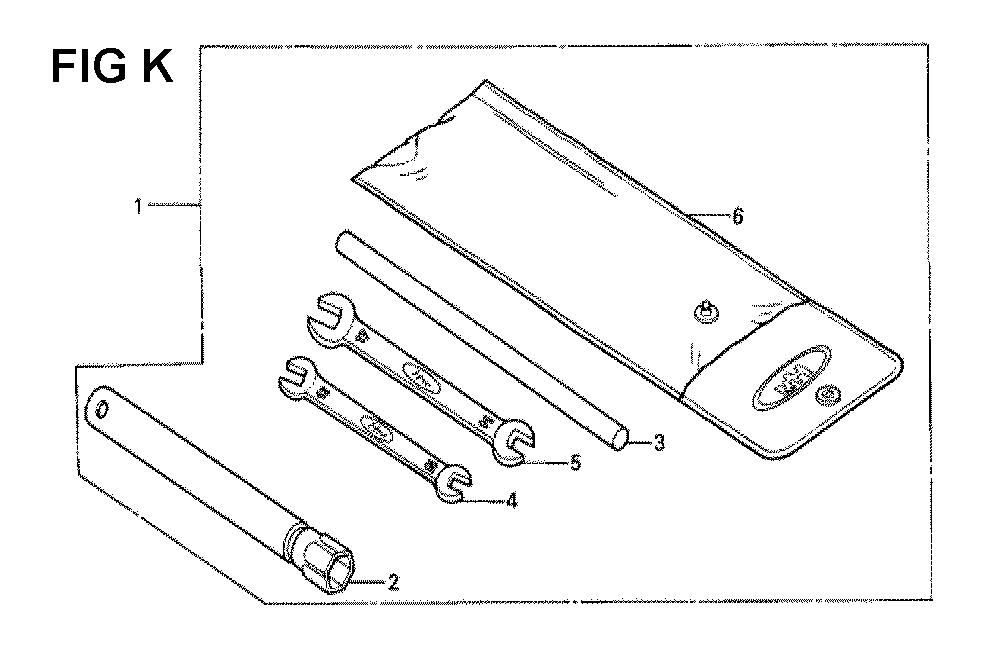 GXV620K1-TQAFA-Honda-PB-11Break Down