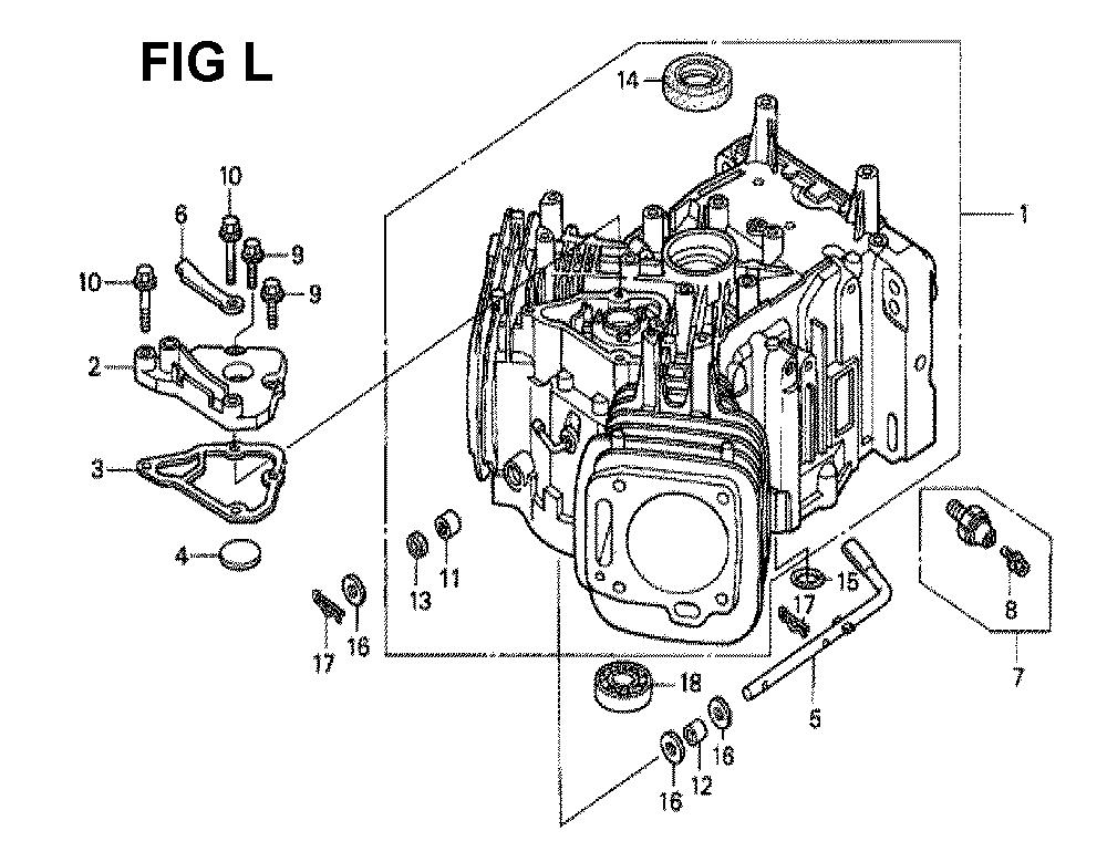 GXV620K1-TQAFA-Honda-PB-12Break Down
