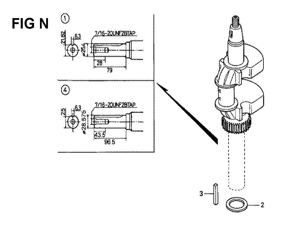 GXV620K1-TQAFA-Honda-PB-14Break Down