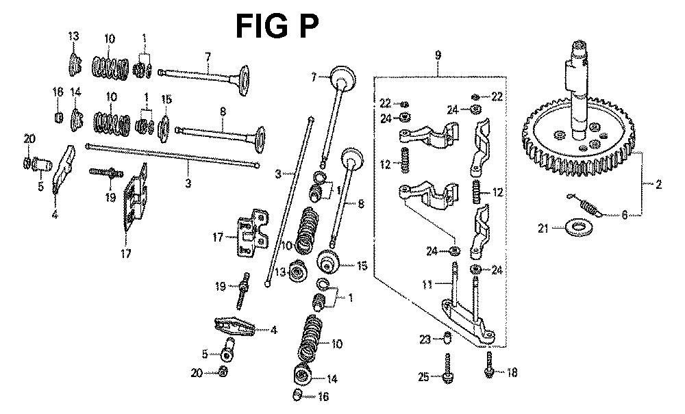 GXV620K1-TQAFA-Honda-PB-16Break Down
