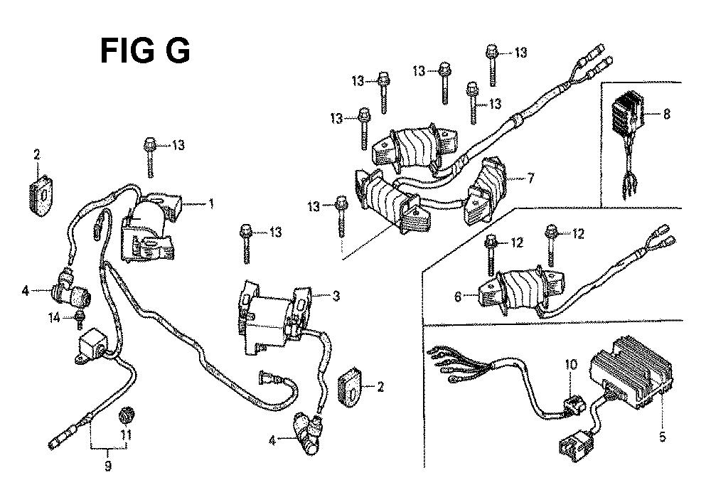 GXV620K1-TQAFA-Honda-PB-7Break Down