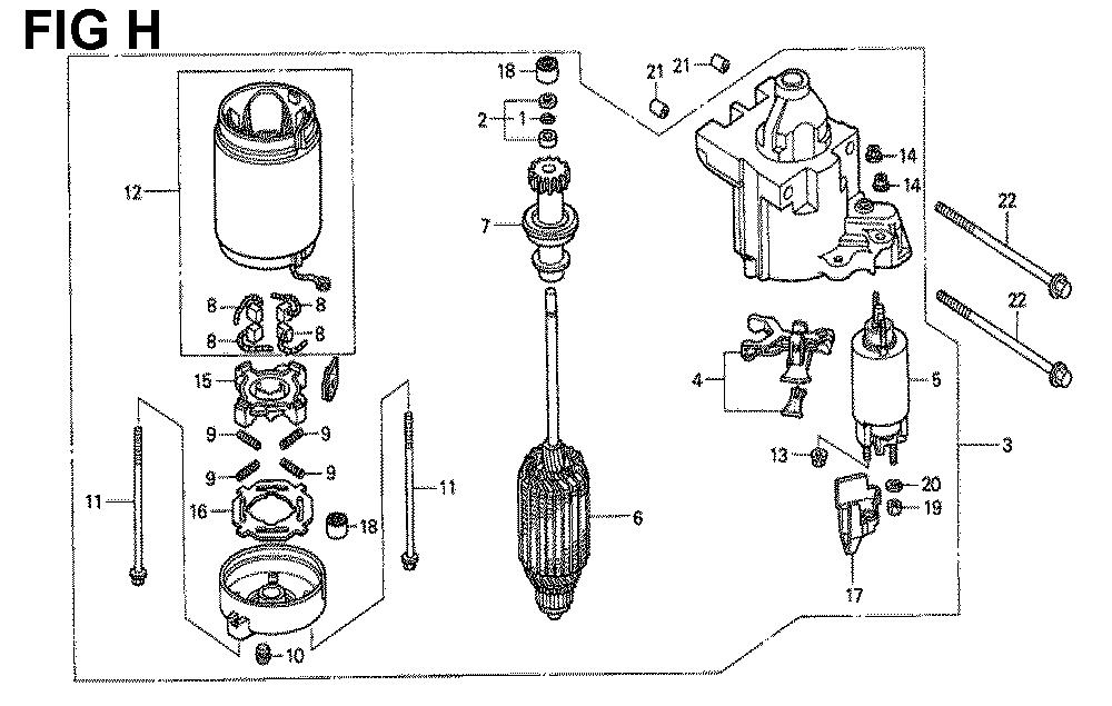GXV620K1-TQAFA-Honda-PB-8Break Down