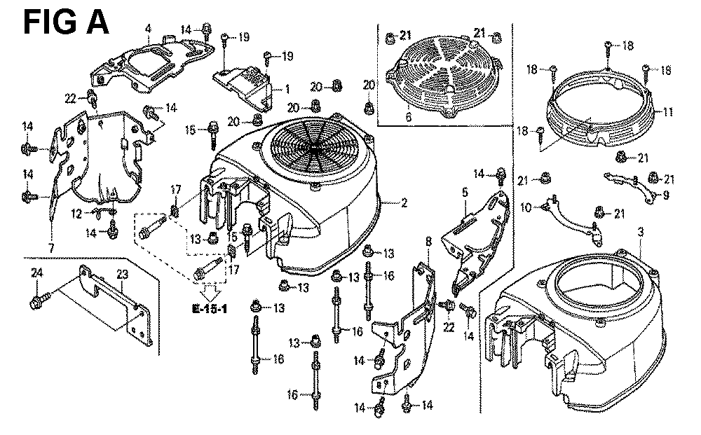 GXV620K1-TQWA-Honda-PB-1Break Down