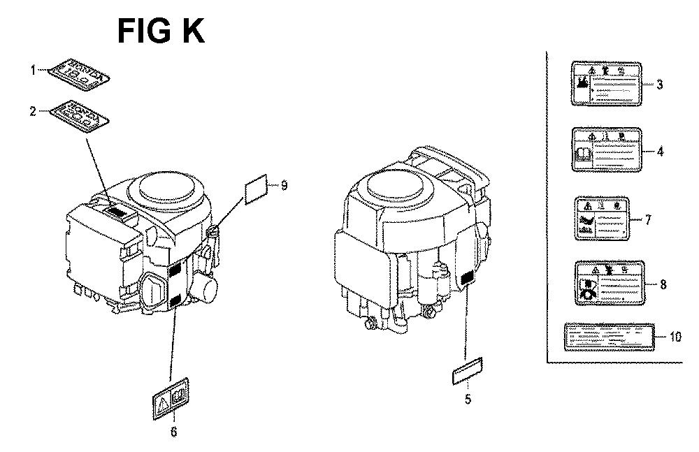 GXV620K1-TQWA-Honda-PB-11Break Down