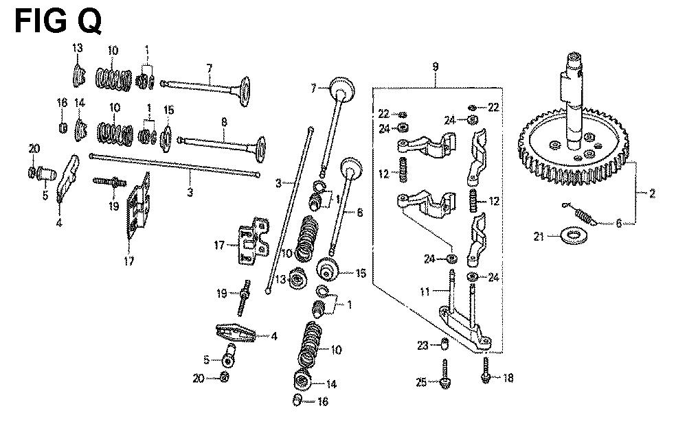 GXV620K1-TQWA-Honda-PB-17Break Down