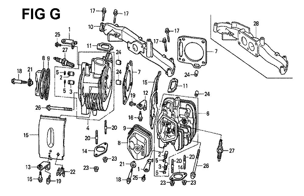 GXV620K1-TQWA-Honda-PB-7Break Down