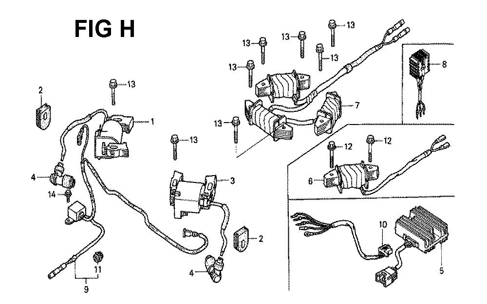 GXV620K1-TQWA-Honda-PB-8Break Down