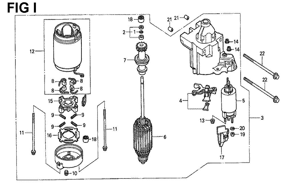 GXV620K1-TQWA-Honda-PB-9Break Down