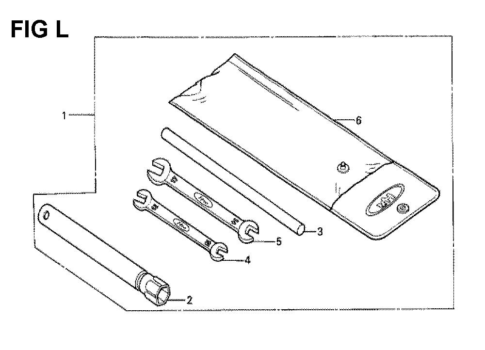 GXV620K1-TQWA6-Honda-PB-12Break Down