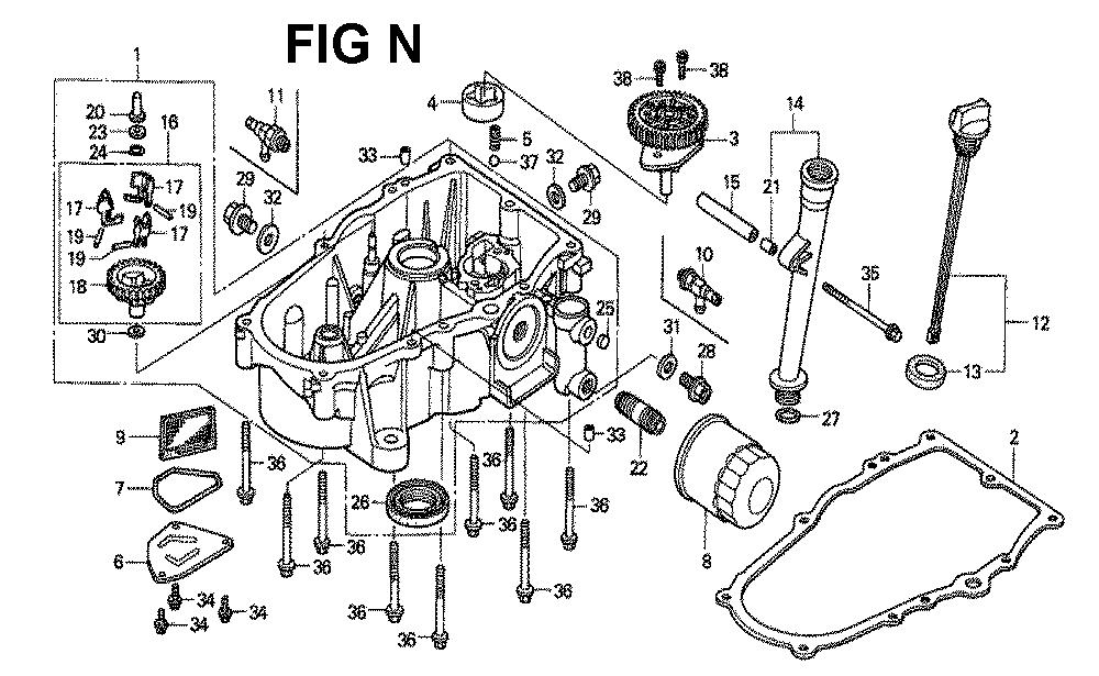 GXV620K1-TQWA6-Honda-PB-14Break Down
