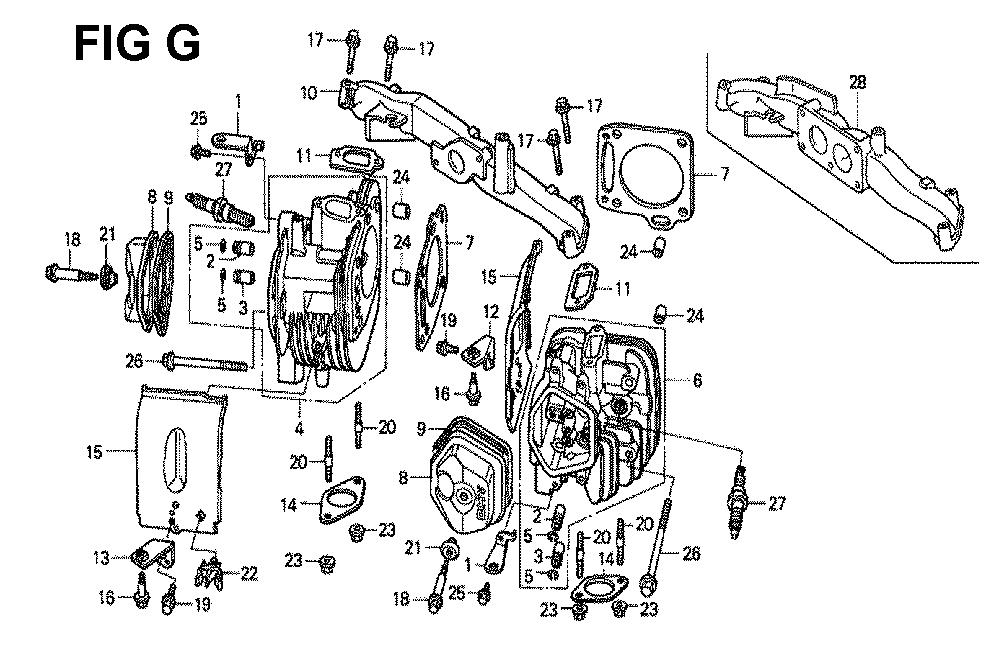 GXV620K1-TQWA6-Honda-PB-7Break Down