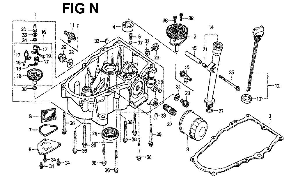 GXV620K1-TQWA6A-Honda-PB-14Break Down