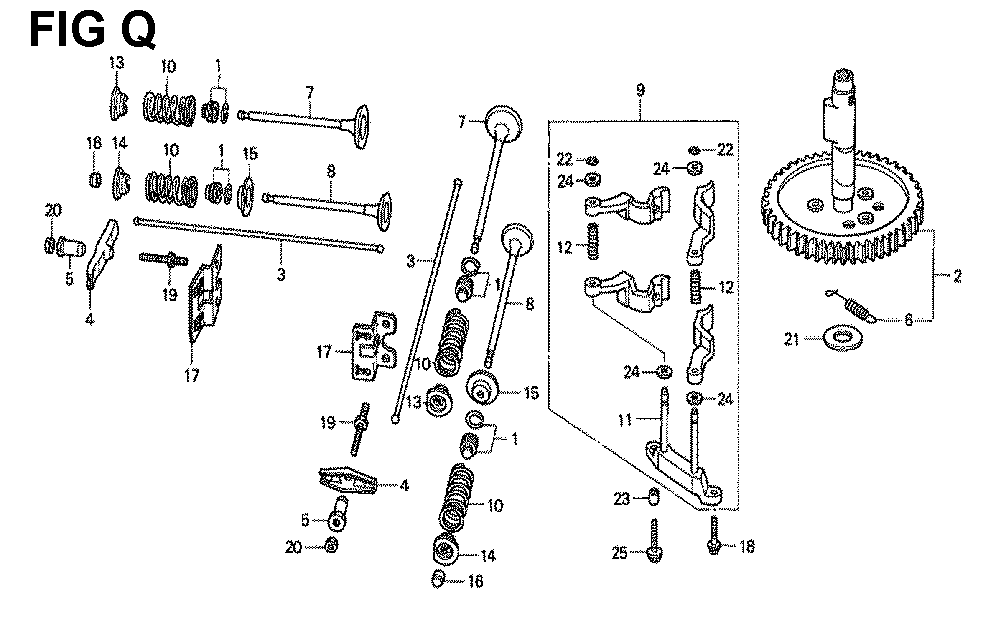 GXV620K1-TQWA6A-Honda-PB-17Break Down