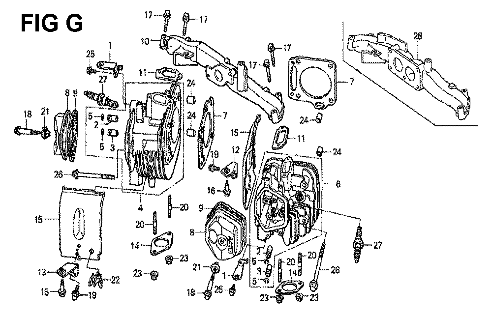 GXV620K1-TQWA6A-Honda-PB-7Break Down