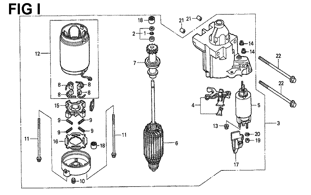 GXV620K1-TQWA6A-Honda-PB-9Break Down