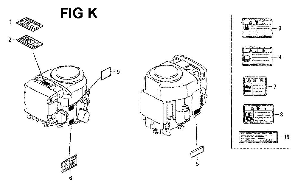 GXV620K1-TQWAA-Honda-PB-11Break Down