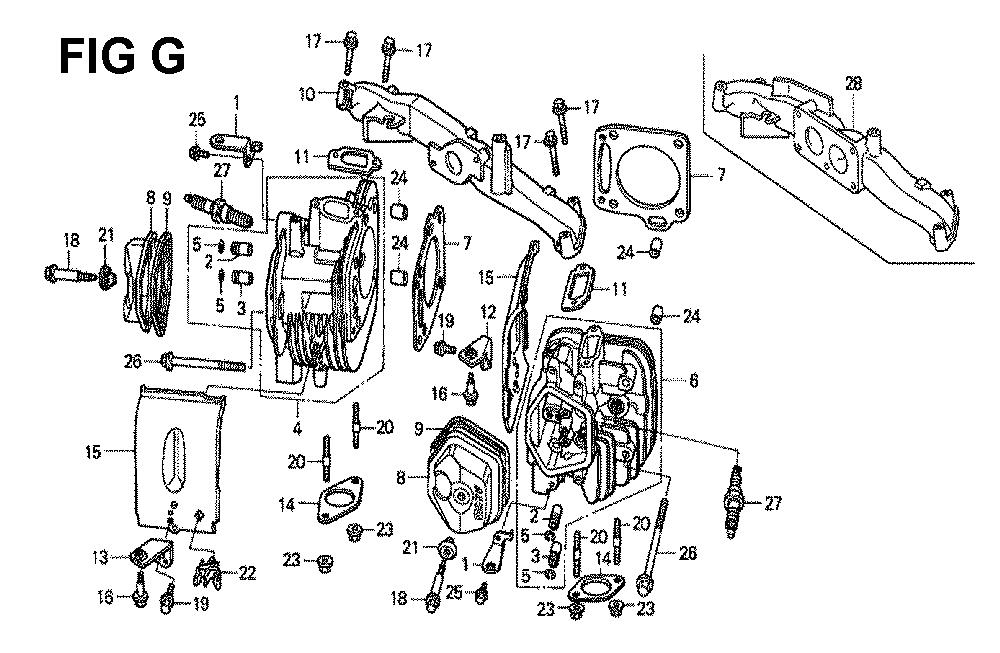 GXV620K1-TQWAA-Honda-PB-7Break Down