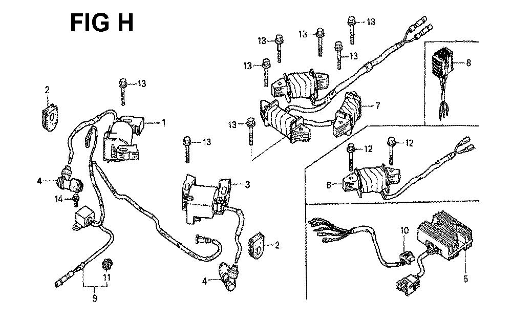 GXV620K1-TQWAA-Honda-PB-8Break Down