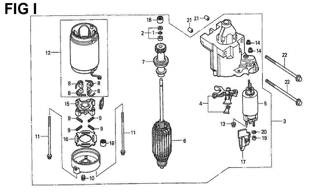 GXV620K1-TQWAA-Honda-PB-9Break Down