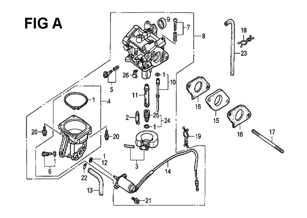 GXV620K1-TQYC4A-Honda-PB-1Break Down