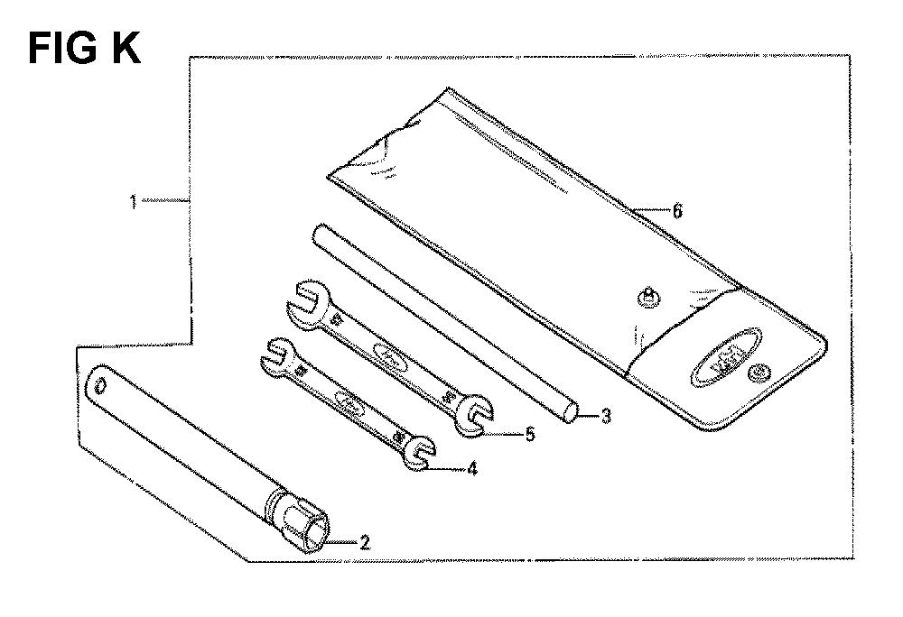 GXV620K1-TQYC4A-Honda-PB-11Break Down