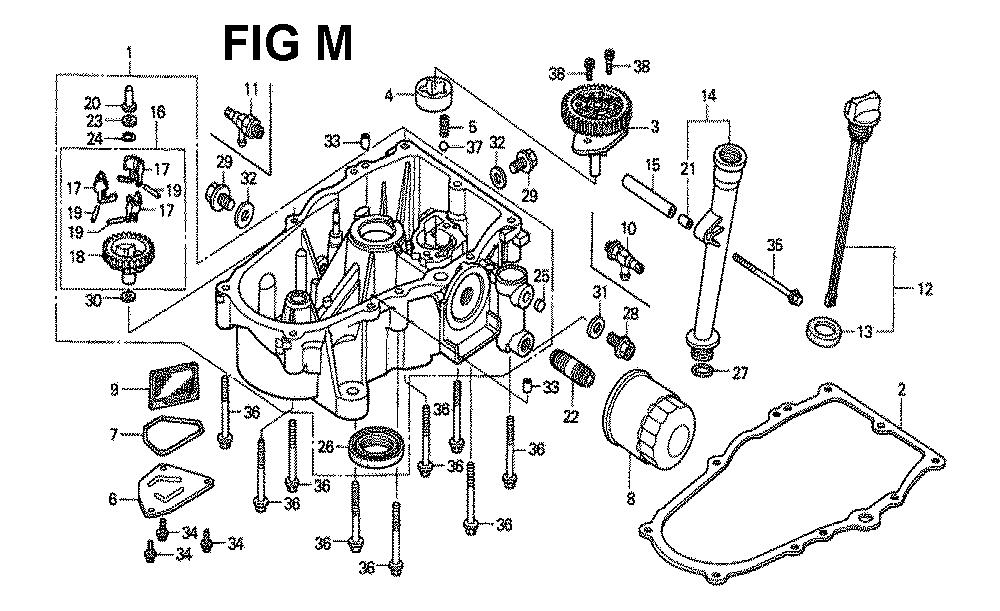 GXV620K1-TQYC4A-Honda-PB-13Break Down