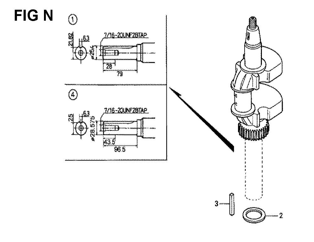GXV620K1-TQYC4A-Honda-PB-14Break Down