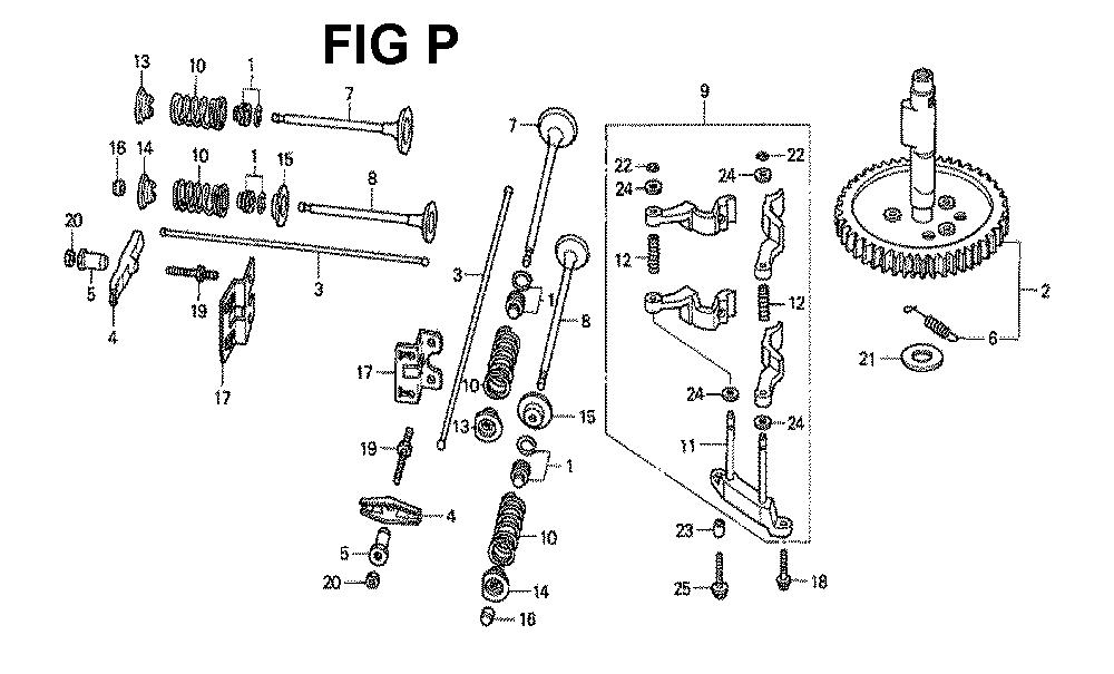 GXV620K1-TQYC4A-Honda-PB-16Break Down