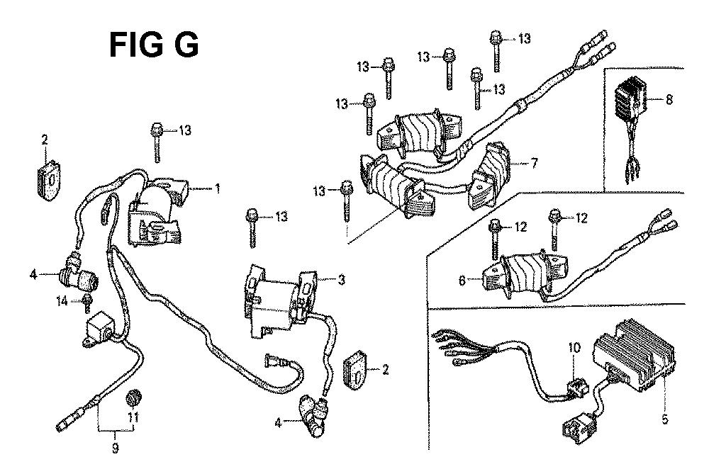 GXV620K1-TQYC4A-Honda-PB-7Break Down