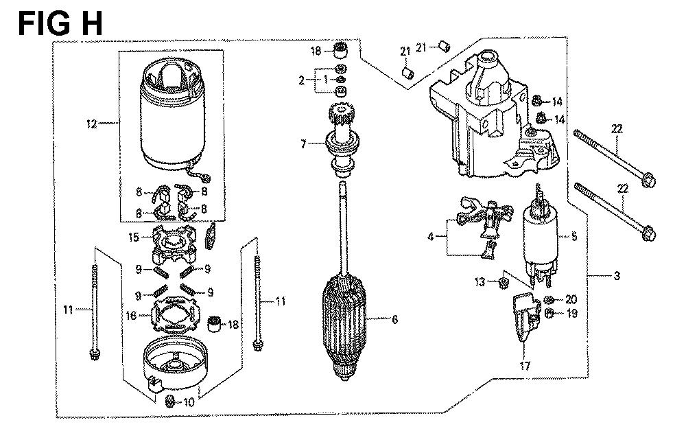 GXV620K1-TQYC4A-Honda-PB-8Break Down