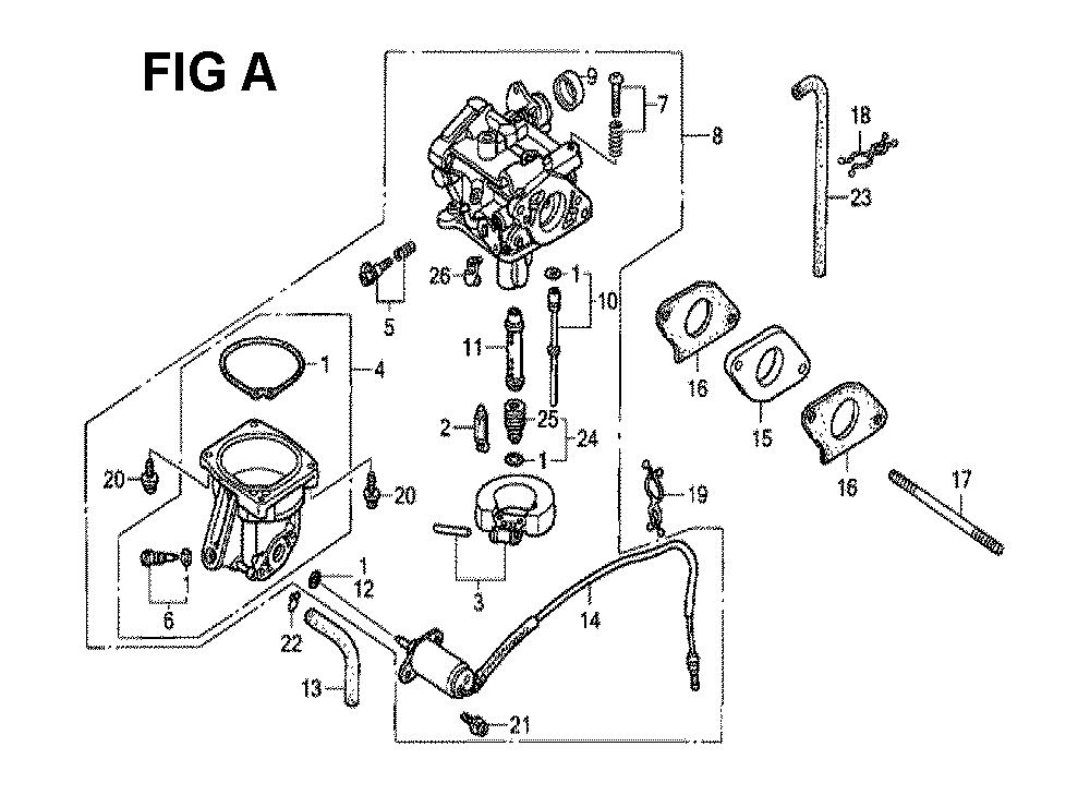 GXV620K1-TQYF-Honda-PB-1Break Down