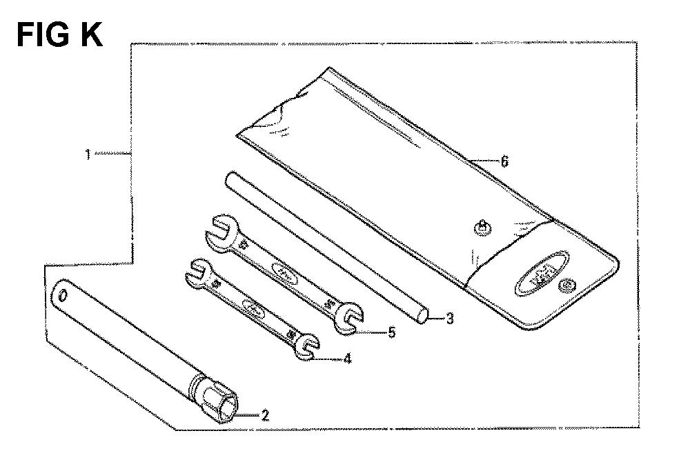 GXV620K1-TQYF-Honda-PB-11Break Down