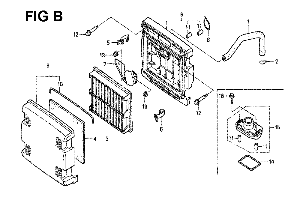 GXV620K1-TQYF-Honda-PB-2Break Down