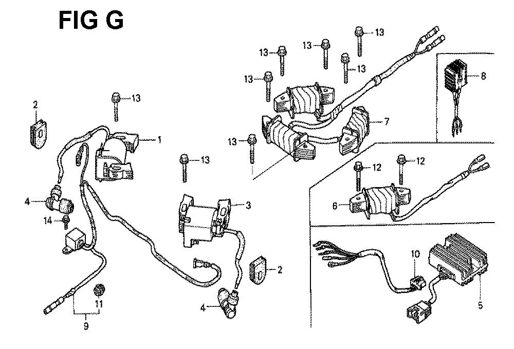 GXV620K1-TQYF-Honda-PB-7Break Down