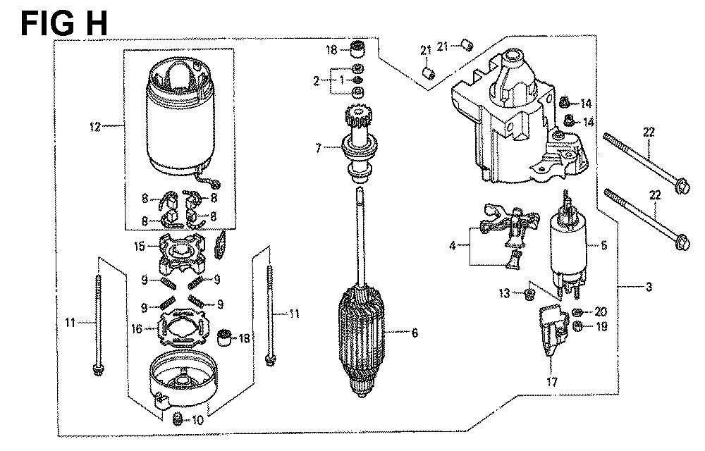 GXV620K1-TQYF-Honda-PB-8Break Down