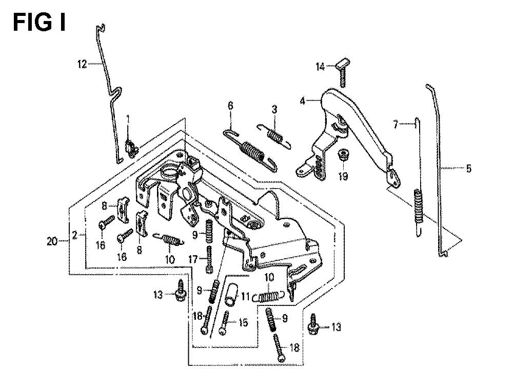 GXV620K1-TQYF-Honda-PB-9Break Down