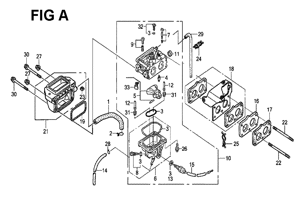 GXV620K1-TTAE2A-Honda-PB-1Break Down