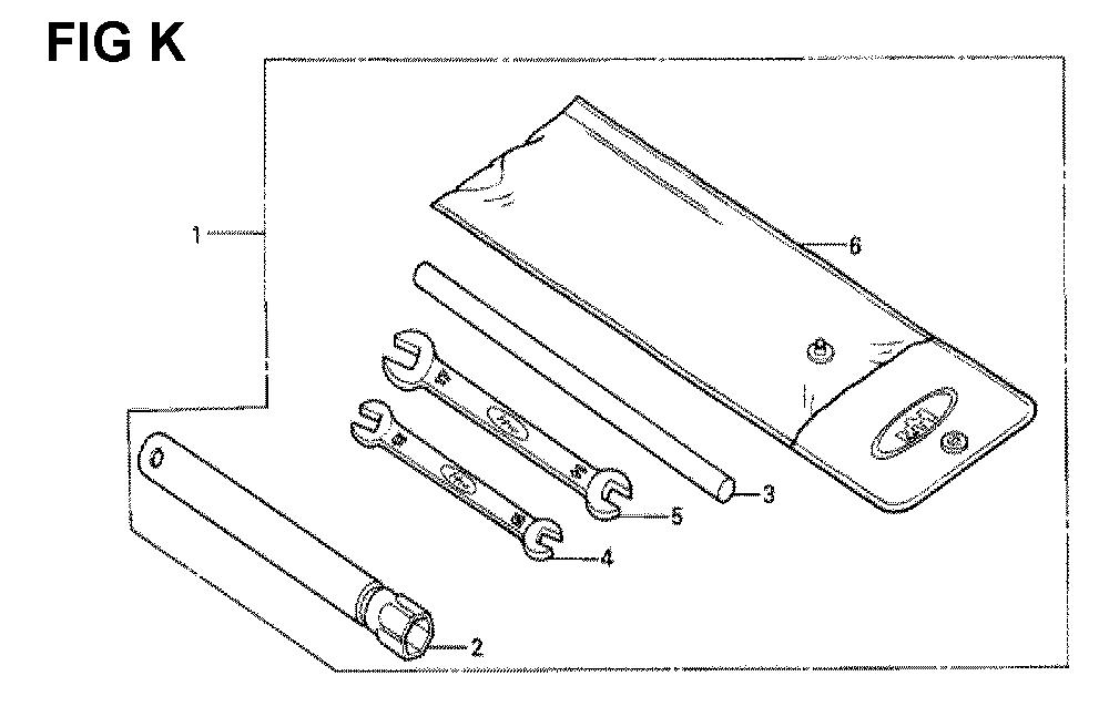 GXV620K1-TTAE2A-Honda-PB-11Break Down