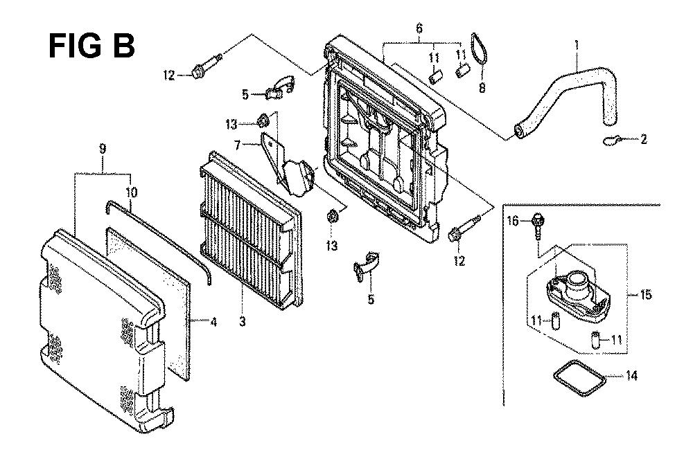 GXV620K1-TTAE2A-Honda-PB-2Break Down