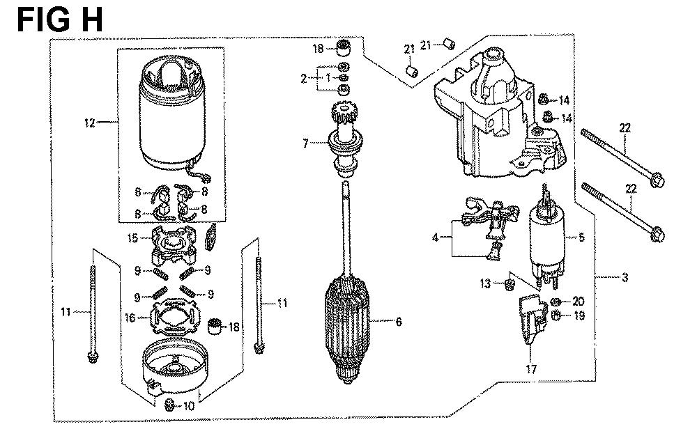 GXV620K1-TTAE2A-Honda-PB-8Break Down
