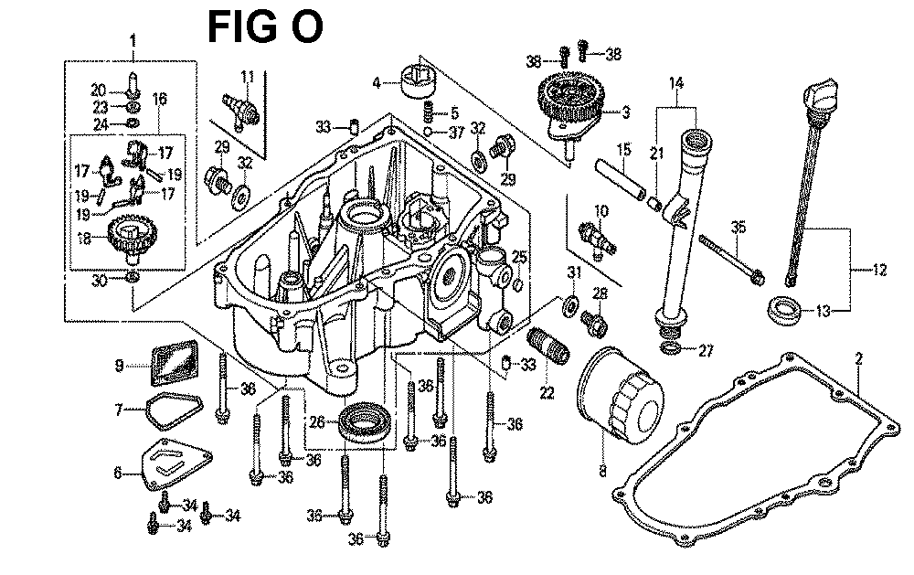 GXV620R1-TQWA-Honda-PB-15Break Down