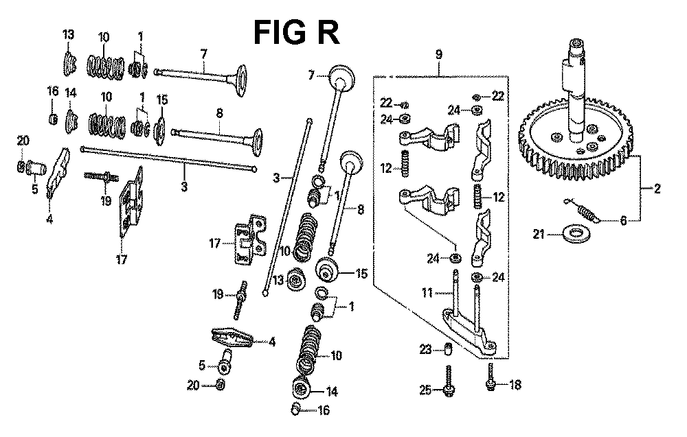 GXV620R1-TQWA-Honda-PB-18Break Down