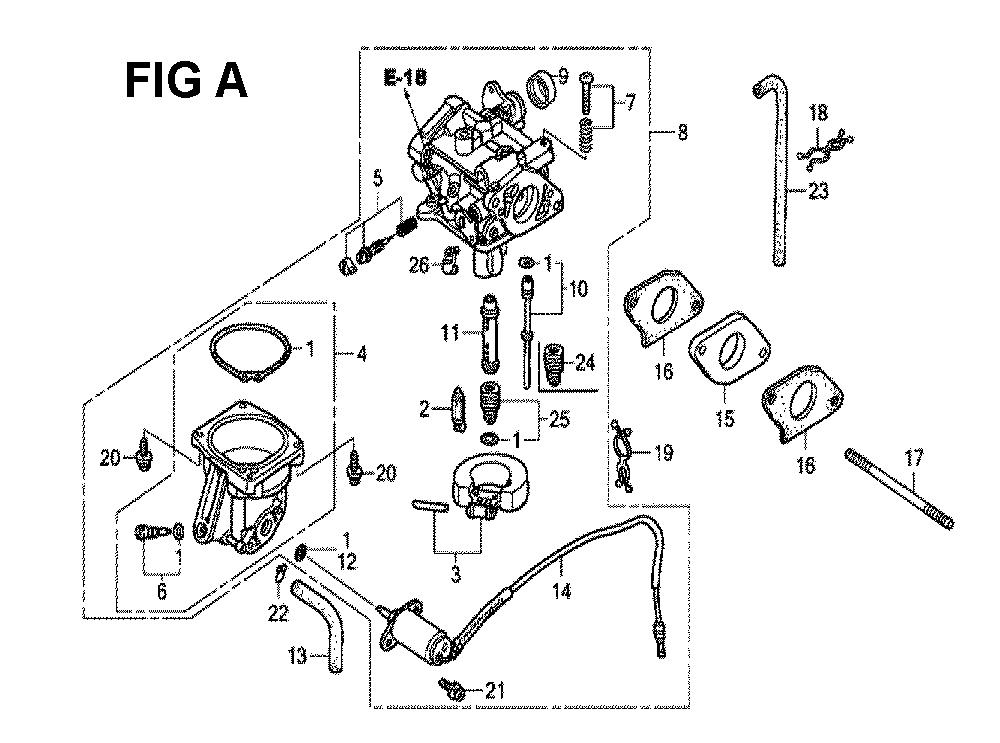 GXV620R1-TQYF-Honda-PB-1Break Down
